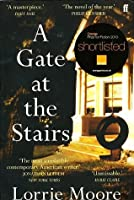a gate at the stairs review
