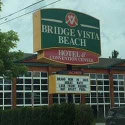 bridge vista hotel mackinaw city reviews