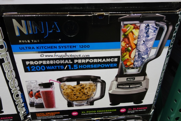 ninja ultra kitchen system 1200 reviews
