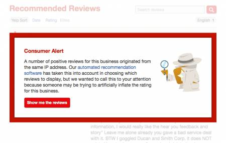 can businesses delete yelp reviews