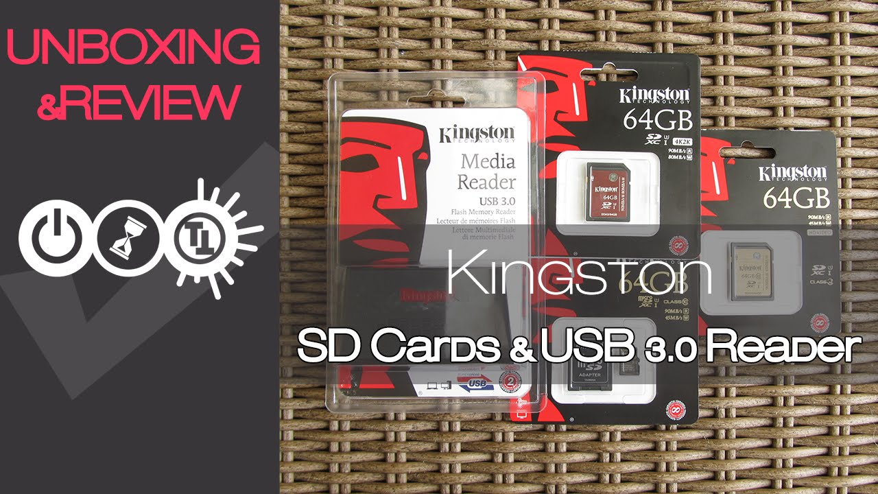 kingston micro sd card review