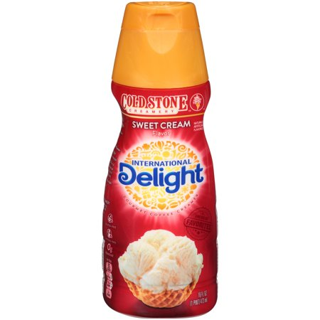 cold stone coffee creamer review