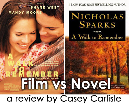 a walk to remember film review