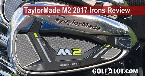 taylormade m2 irons review 2017