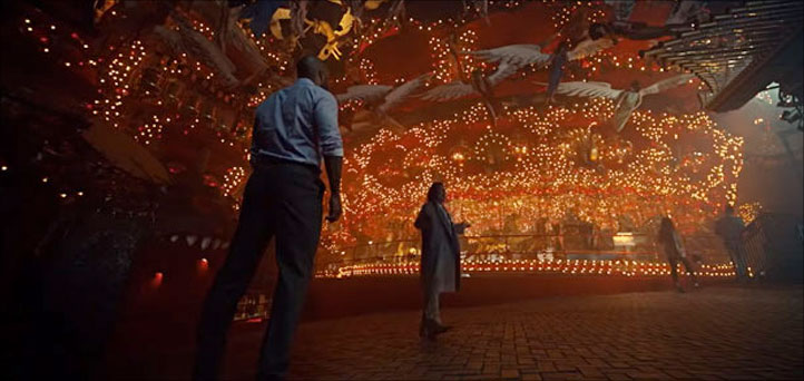american gods episode 1 review