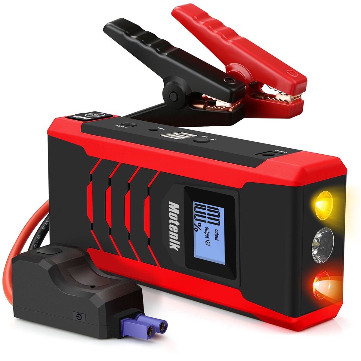 best car battery booster pack reviews
