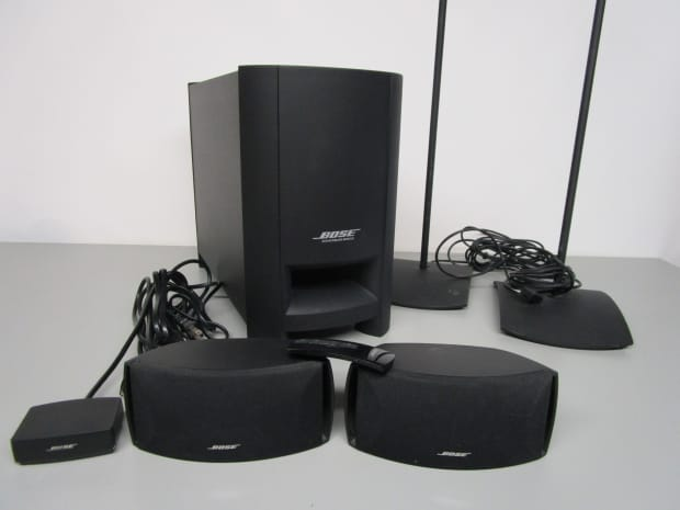 bose cinemate gs 2.1 review