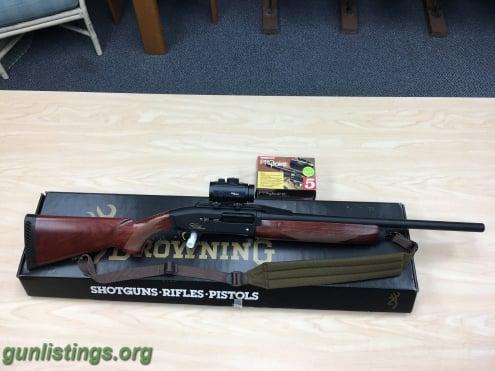 browning gold deer hunter 12 gauge reviews