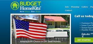 budget steel home kits reviews