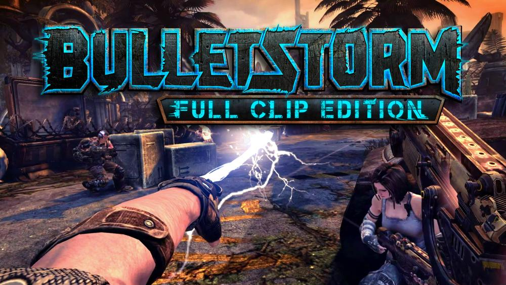 bulletstorm full clip edition ps4 review