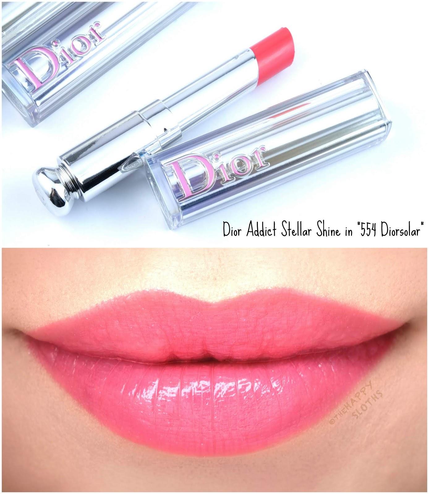 dior addict lipstick review 2016