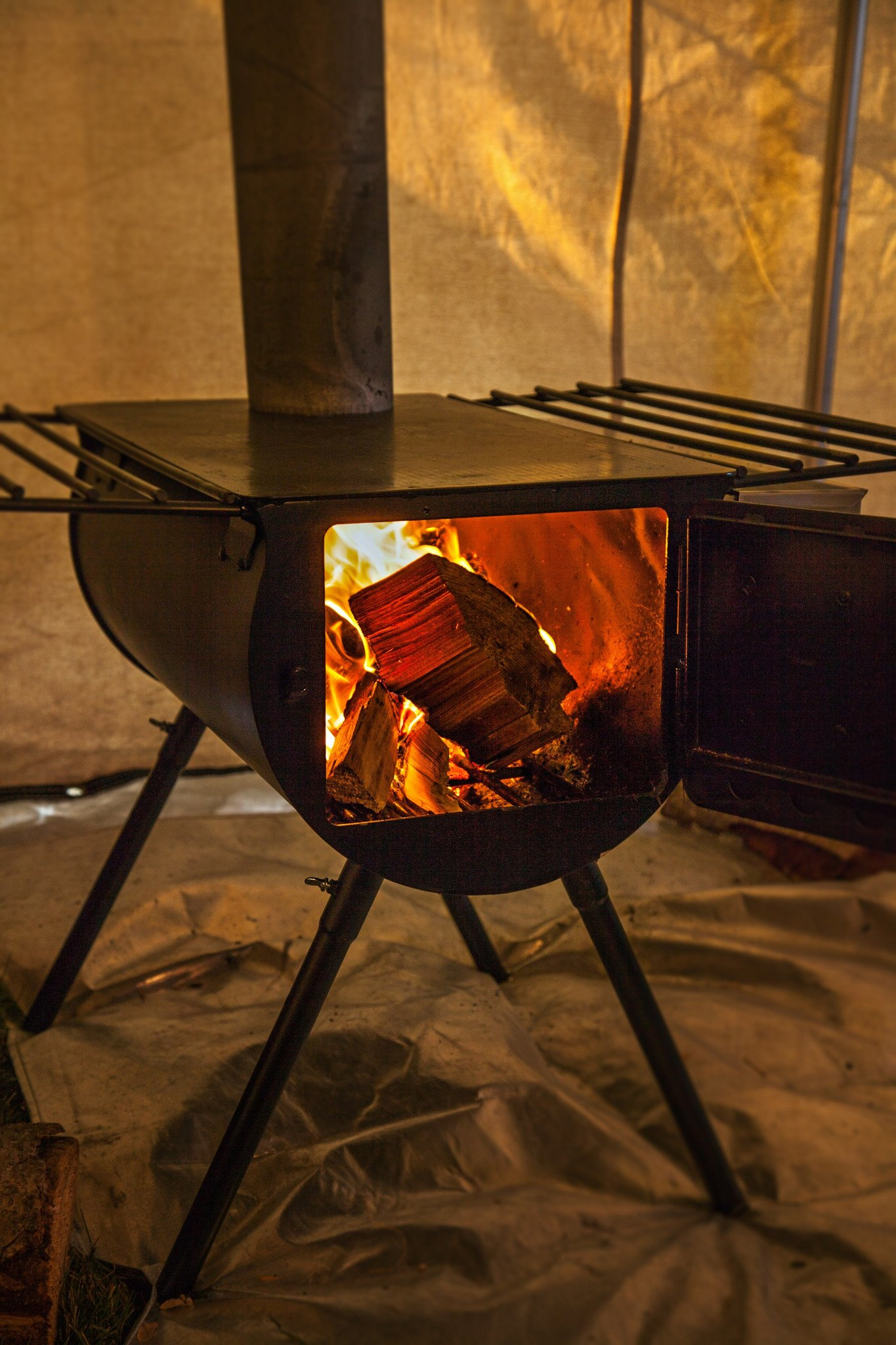 camp chef alpine cylinder stove reviews