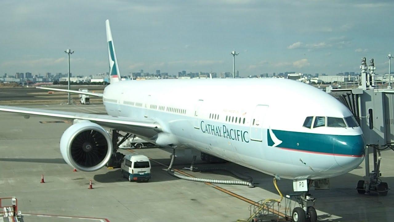 cathay pacific reviews vancouver hong kong