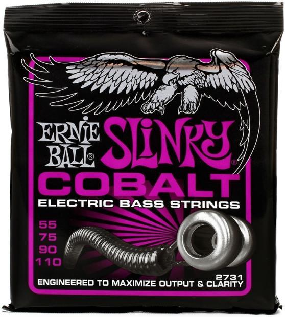 ernie ball extra slinky bass strings review