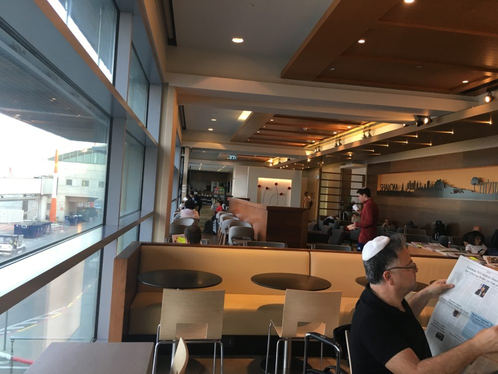 airport lounge priority pass review
