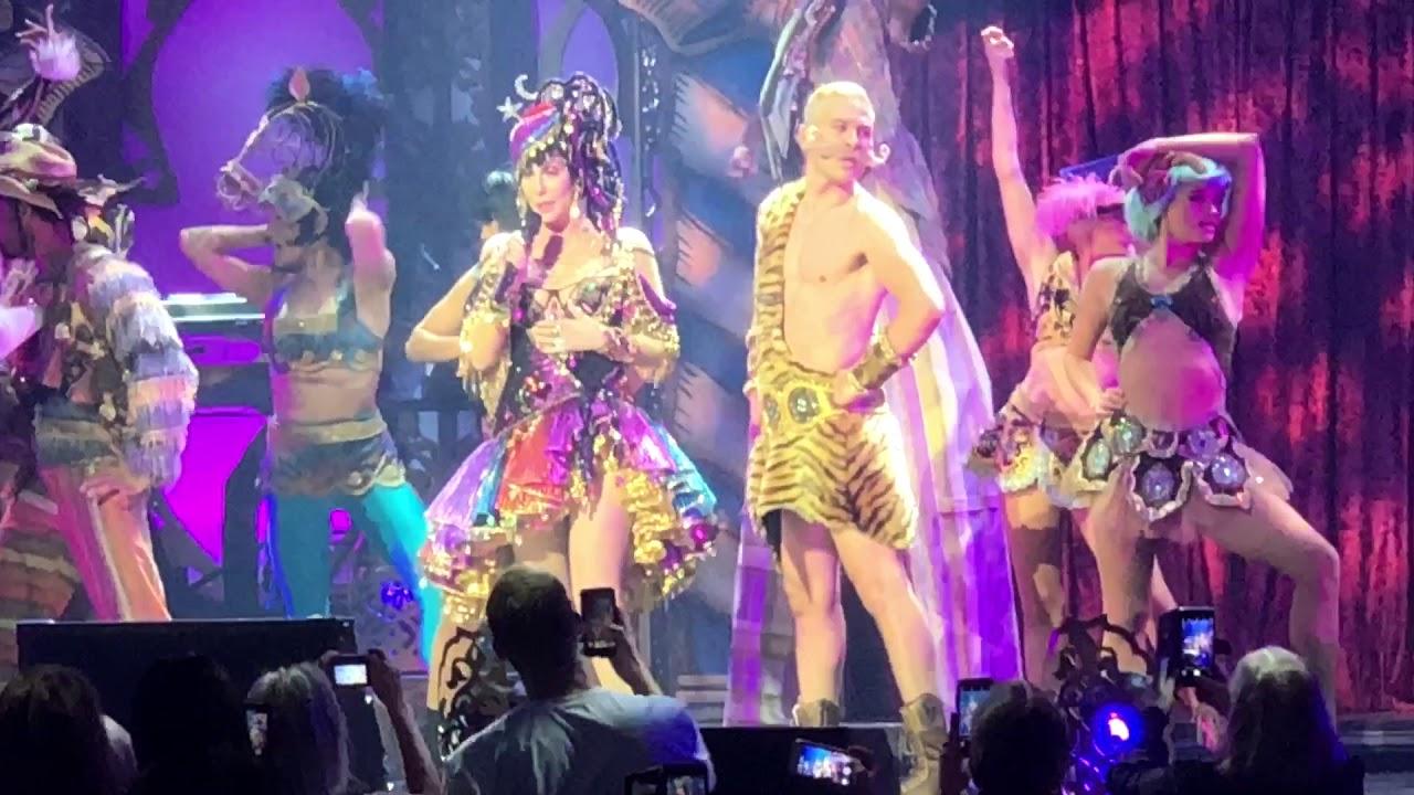 cher concert review las vegas