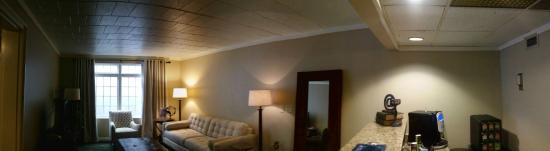 clarion hotel harrisburg pa reviews