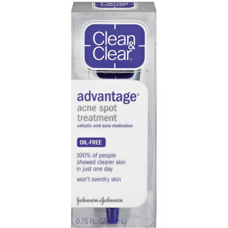 clean n clear acne spot treatment review
