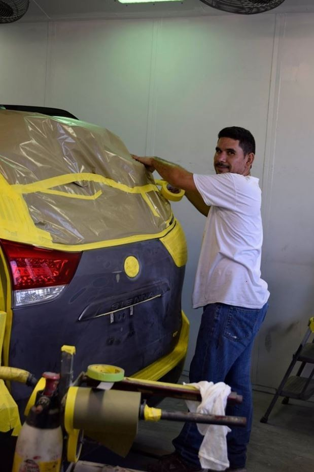 cougar paint and collision reviews