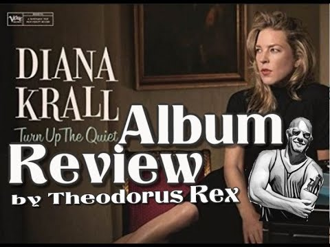 diana krall turn up the quiet review