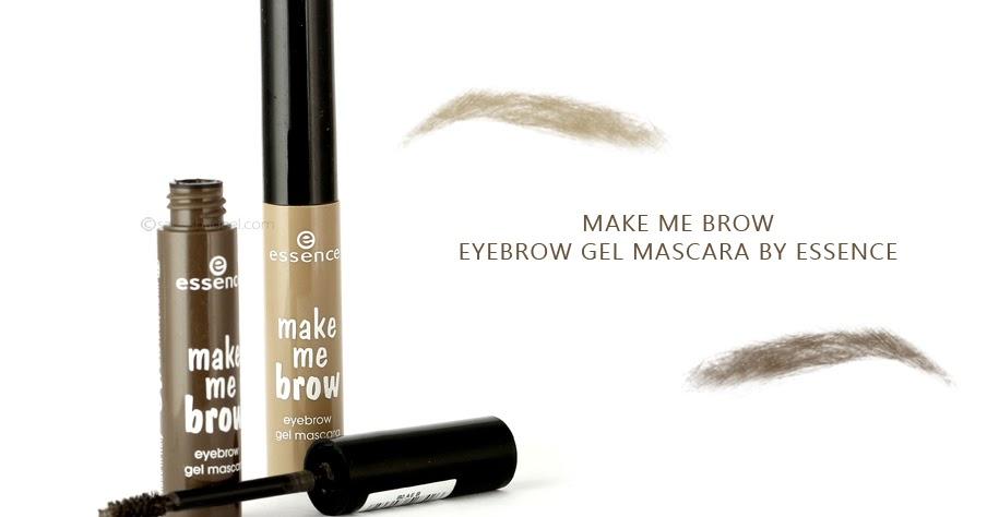 essence make me brow review