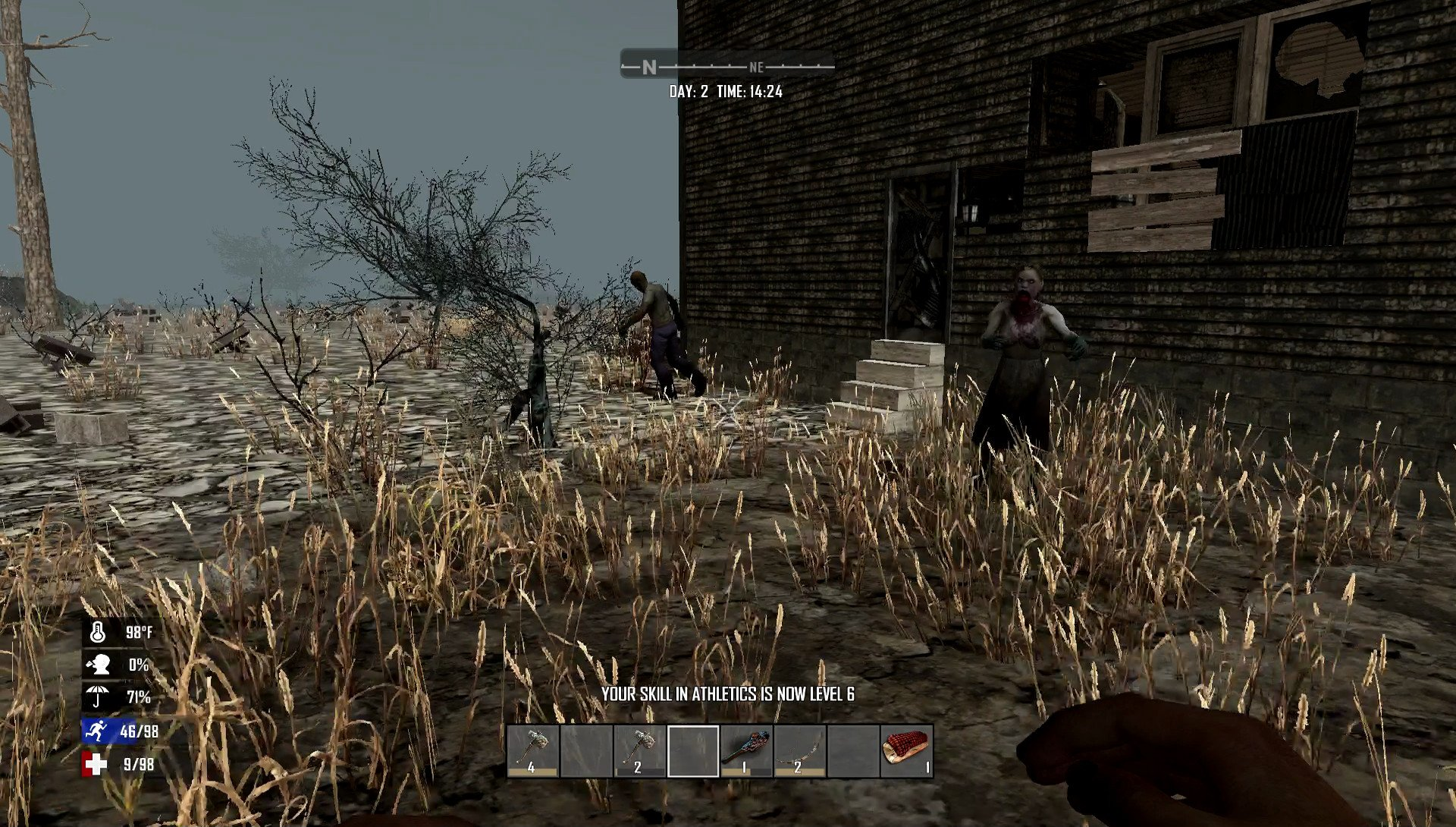 7 days to die game review