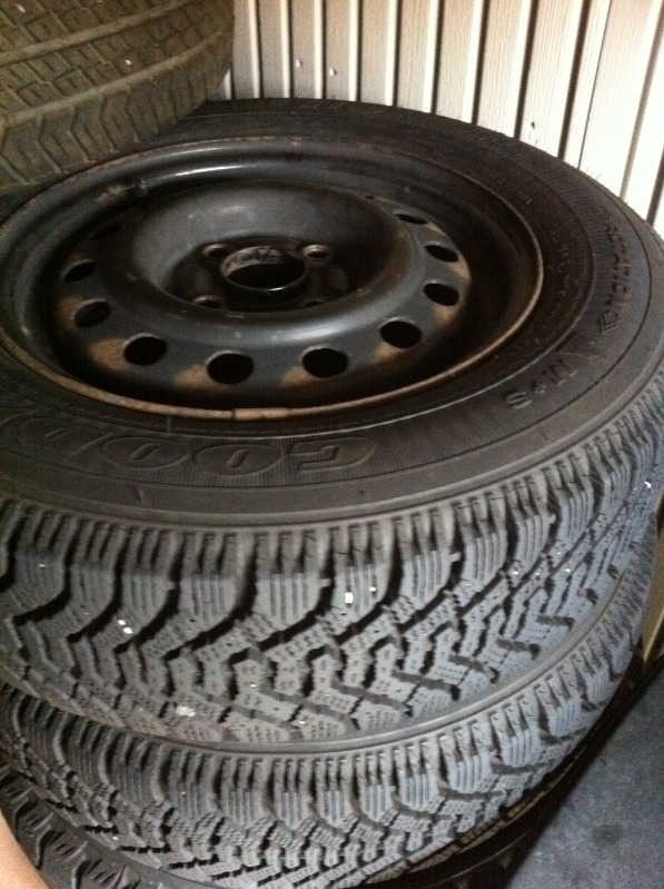 goodyear nordic snow tires review