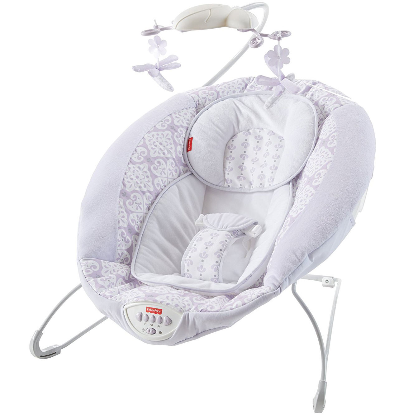 fisher price bouncetastic bouncer reviews