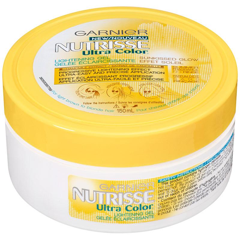 garnier nutrisse ultra color lightening gel reviews