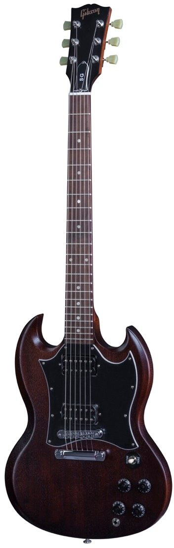 gibson sg faded t review
