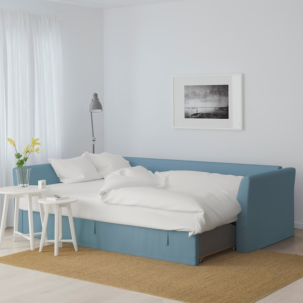 holmsund corner sofa bed review