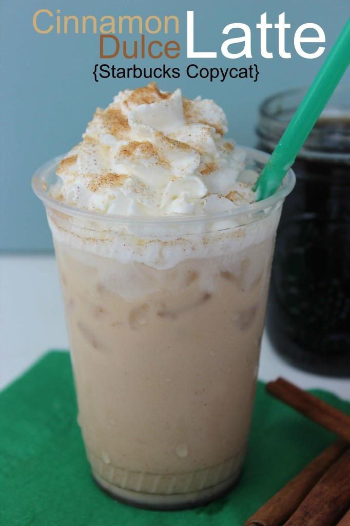 skinny cinnamon dolce latte review