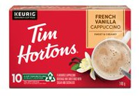 tim hortons french vanilla k cups review